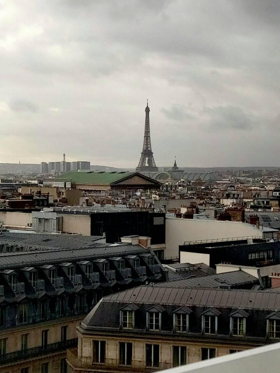 Прага и Париж