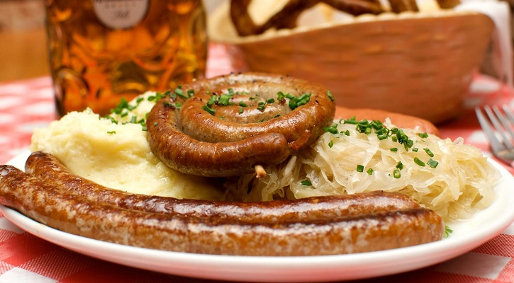 кухня Германии2