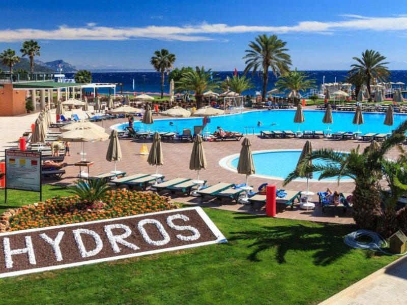 Турция, отель Hydros