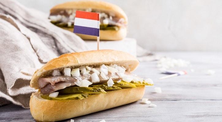 Голландская-кухня