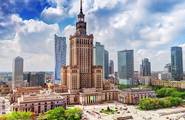 Варшава — копия