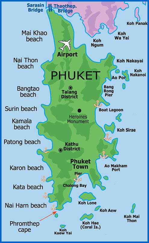 Phuket туры от Кругосвет