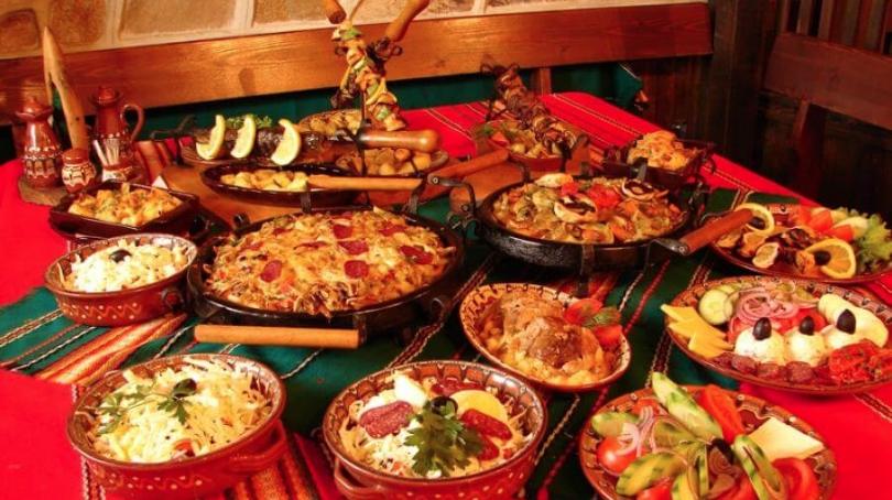Болгария Кухня