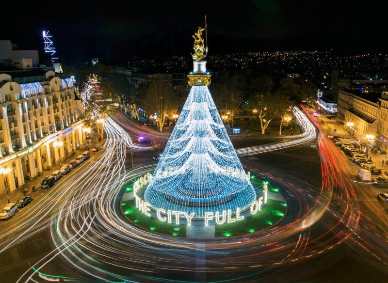Тбилиси Новый Год