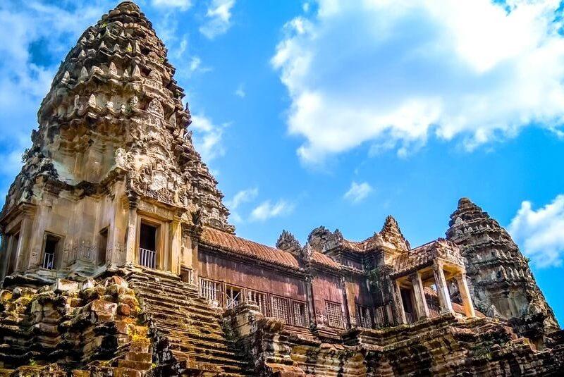 Камбоджа с Кругосвет